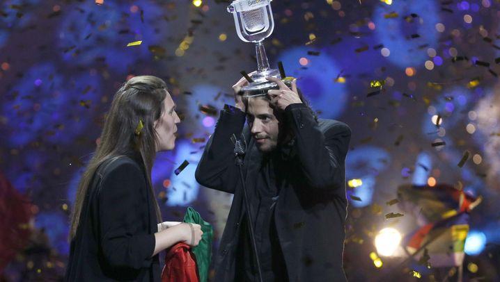 Eurovision Song Contest: Die Bilder aus Kiew