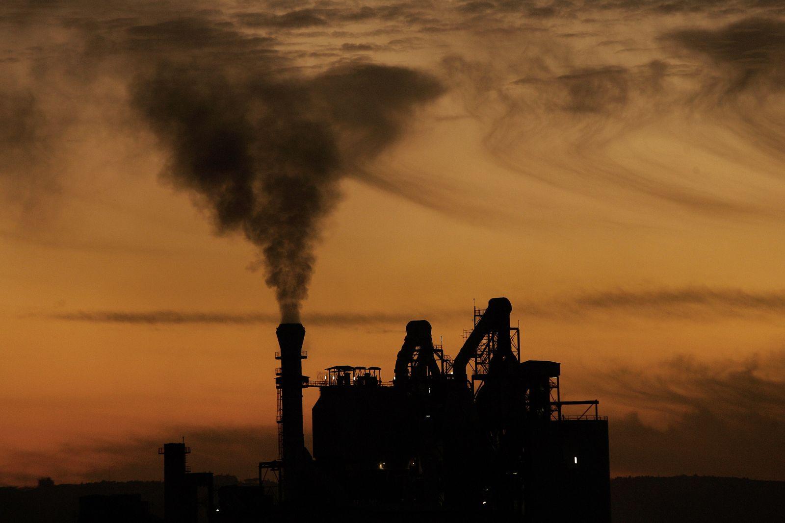 CO2 / Treibhaus / Klimawandel