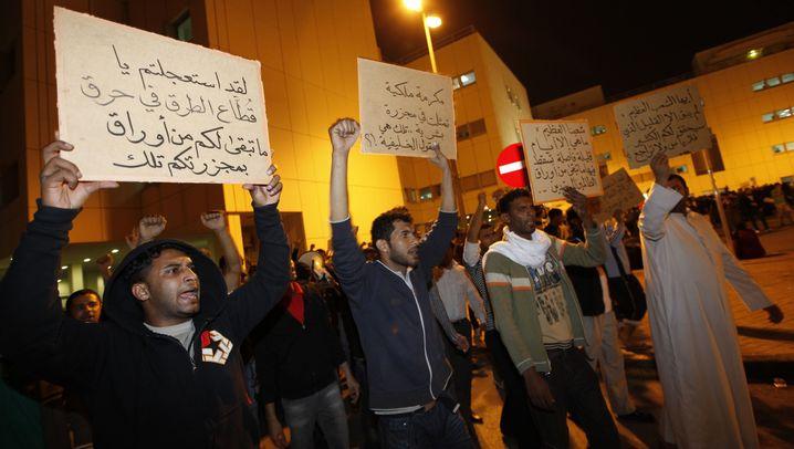 Proteste in Bahrain: Tote und Verletzte