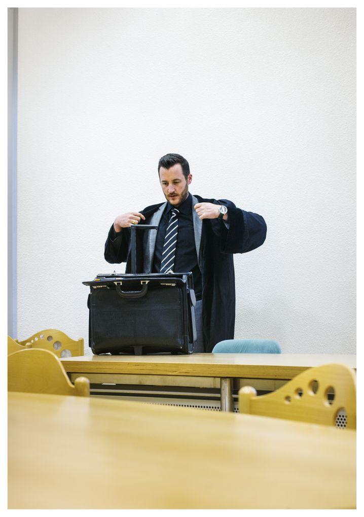 Staatsanwalt Thomas Hauburger