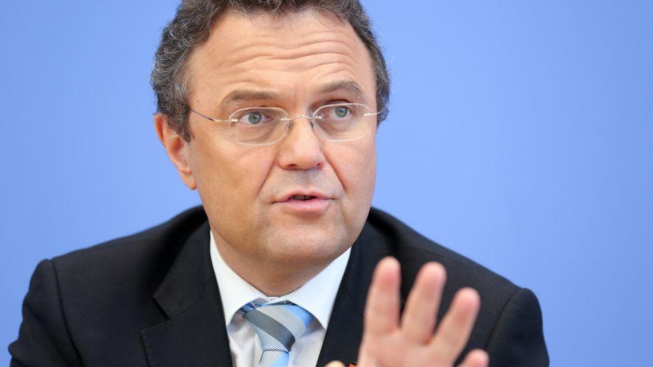 Bundesinnenminister Friedrich: Fehlende klare Linie in der Spähaffäre