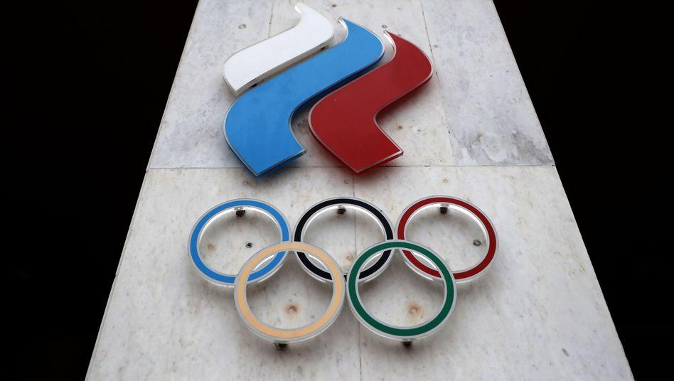 Russland darf bis 2023 nicht an Olympischen Spielen teilnehmen