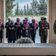 Jordaniens Monarch und Prinz Hamsa zeigen sich öffentlich