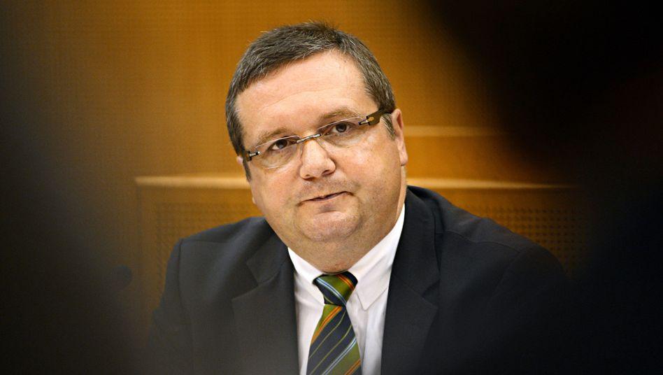 Ex-Ministerpräsident Mappus: Fragwürdige Aussage
