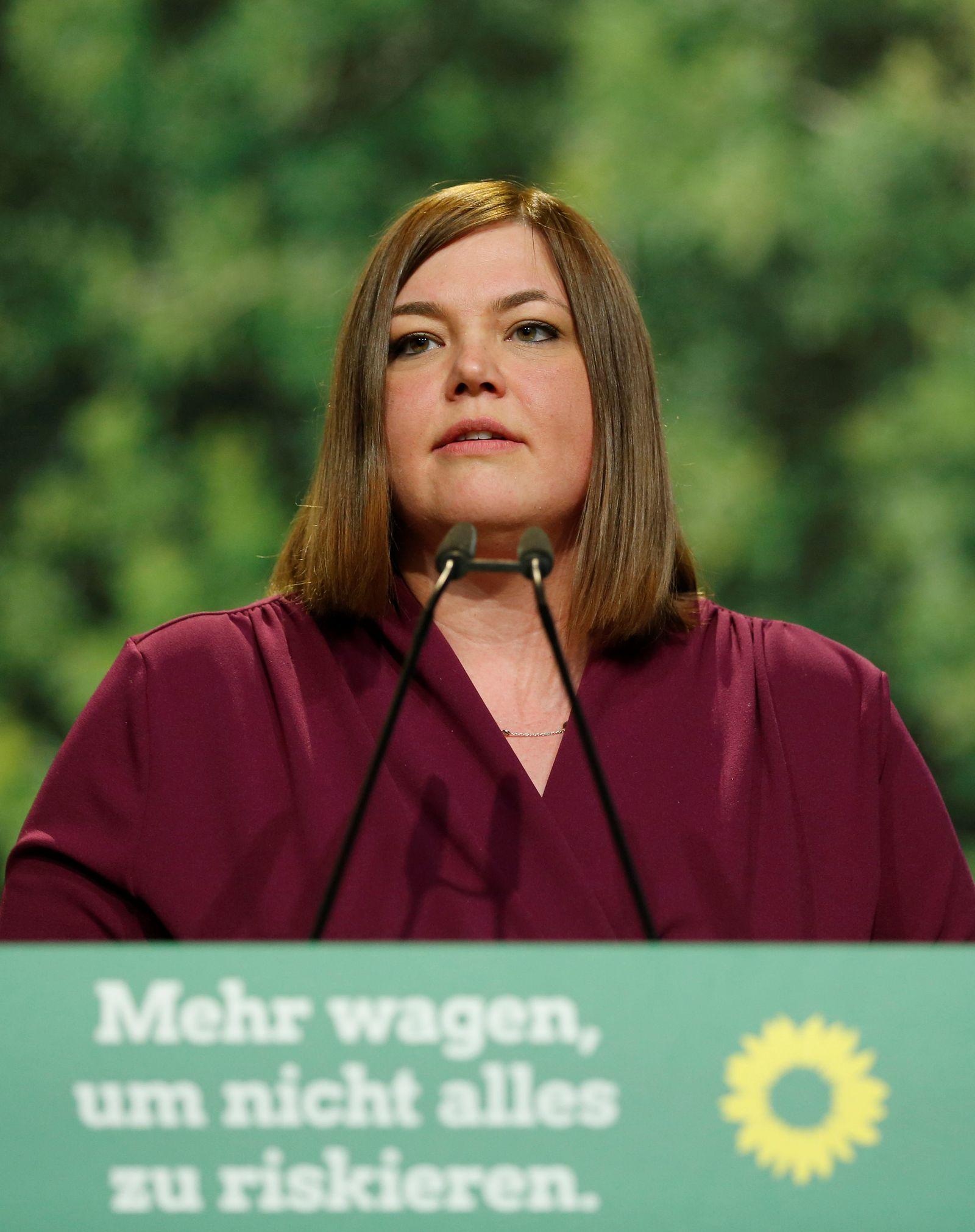 GERMANY-POLITICS/GREENS