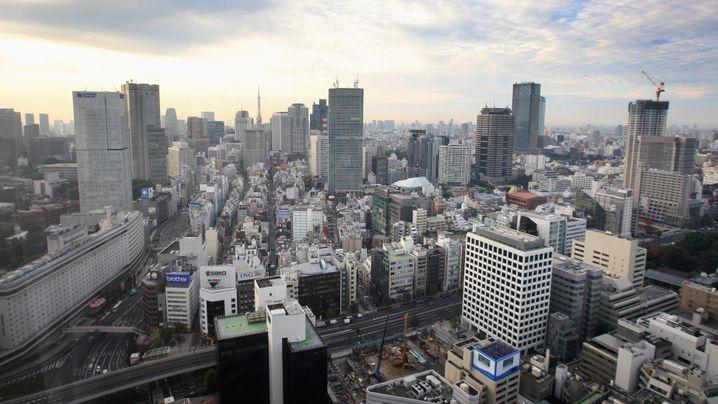 Top 10: Größte Städte der Welt