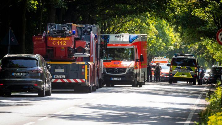 Lübeck: Angriff im Linienbus