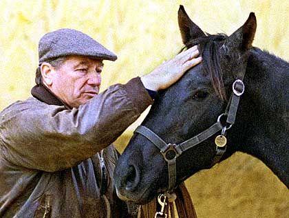 Pferdetrainer Roberts: Mit sanfter Methode zum Erfolg