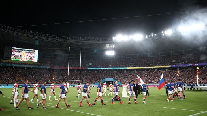 Rugby-WM: Nice Try
