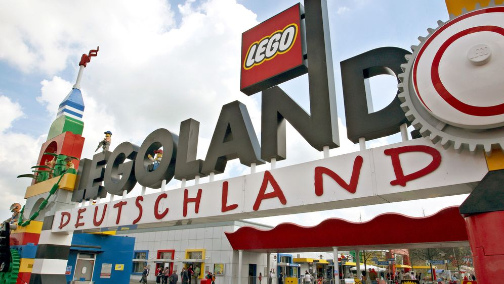 Freizeitpark Legoland: Jedes Extra kostet extra