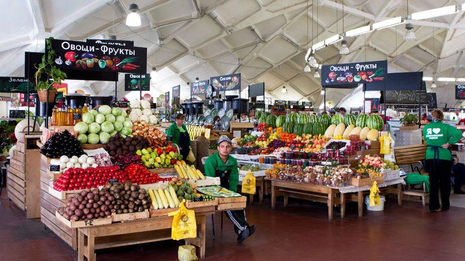 Markt in Moskau: Exporteure in Griechenland und Italien in Sorge