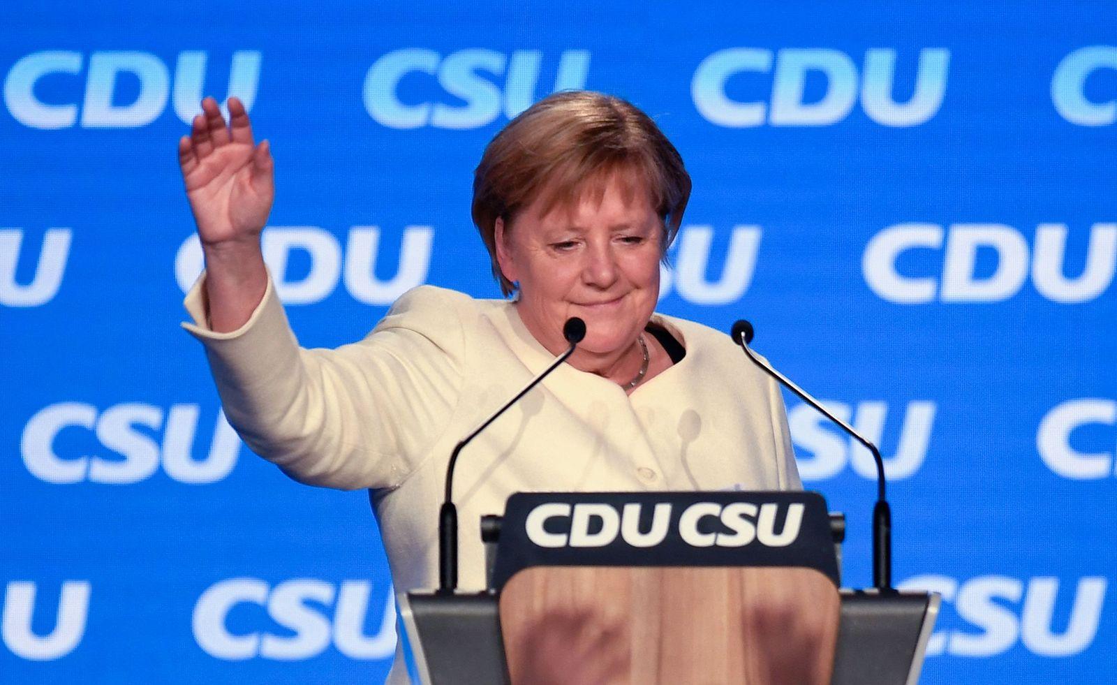 GERMANY-POLITICS-ELECTION-PARTIES-CDU-CSU