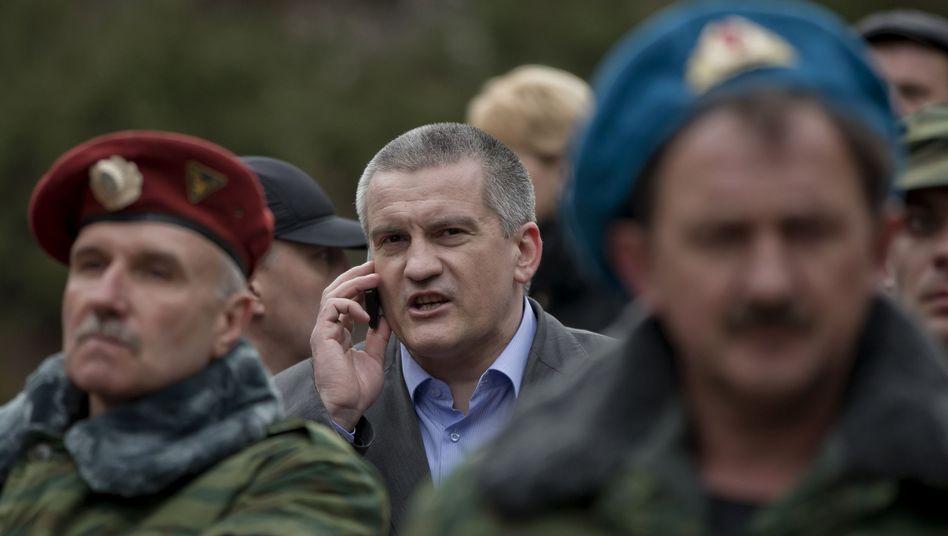 Referendum: Neue Krim-Elite, alte Mafia-Verbindungen