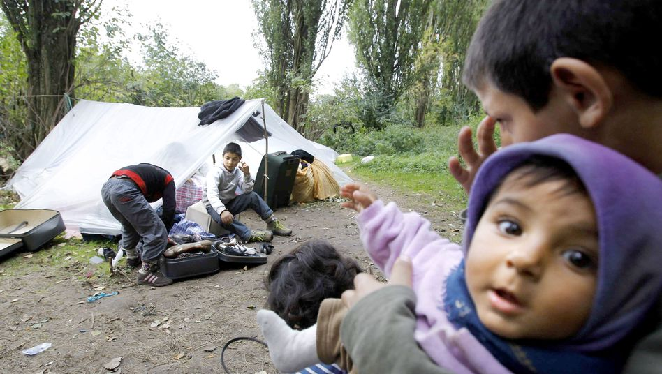The European Union has taken France to task for its recent deportations of Roma.