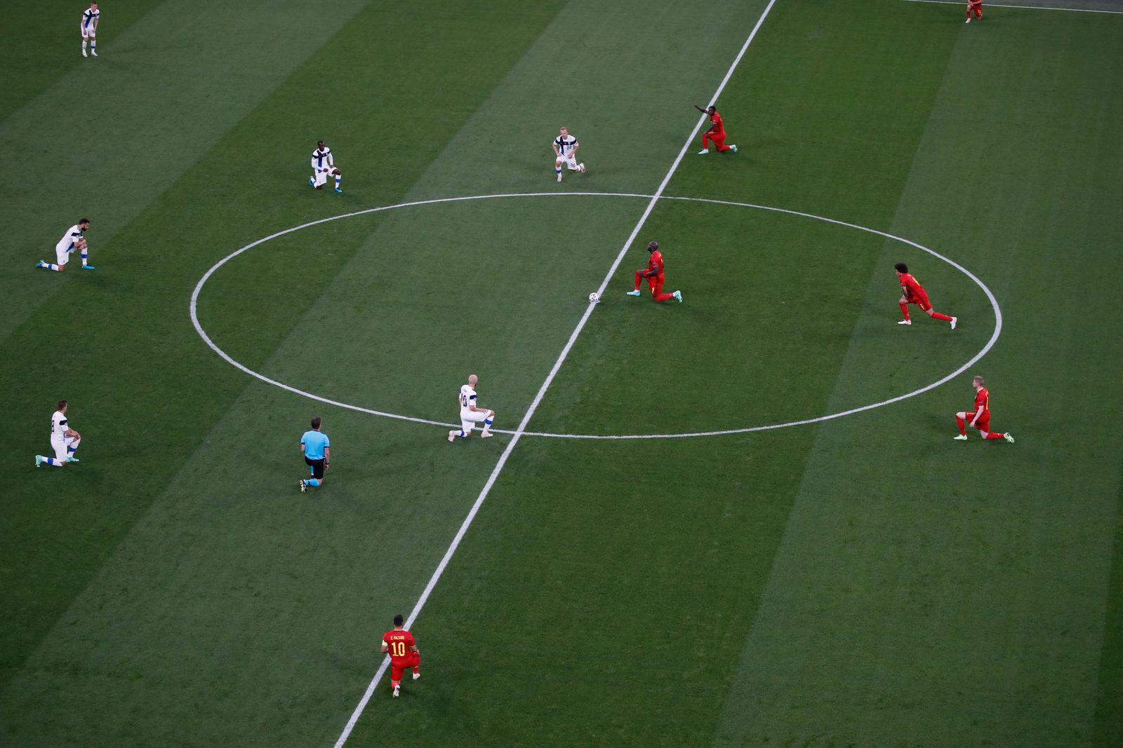 Russia Finland Belgium Euro 2020 Soccer