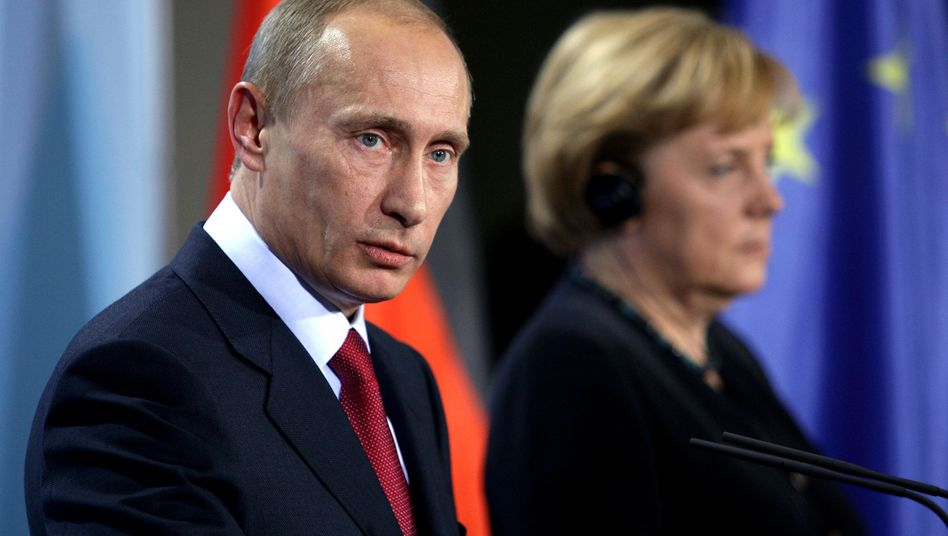 Vladimir Putin and Angela Merkel have much to discuss when he visits Berlin on Friday.