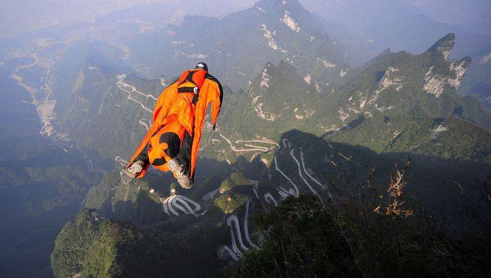 Wingsuit-Springer: Viktor Kovats letzter Sprung