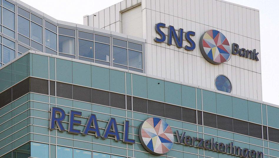 SNS Reaal in Utrecht: Milliardenrettung in letzter Minute