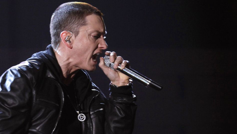 US-Rapper Eminem: Klage gegen Audi wegen Urheberrechtsverletzung