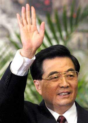Hu Jintao will gemeinsam mit Russland ein Gegengewicht zu den USA bilden