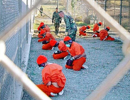 """Häftlinge in Guantánamo Bay: """"Jede rechtliche Identität verloren"""""""