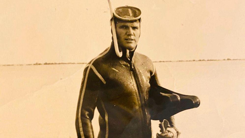 Allein durch die Ostsee: 1971 schwamm Peter Döbler von Kühlungsborn nach Fehmarn – so weit wie kein Ostseeflüchtling zuvor oder danach