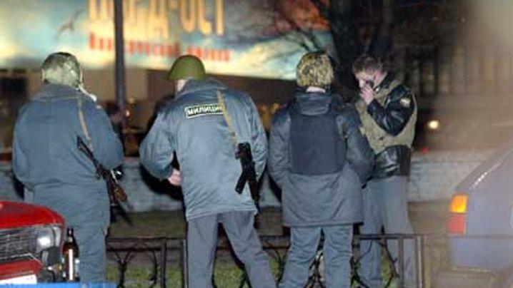 Tschetschenien: Die blutige Spur der Schwarzen Witwen