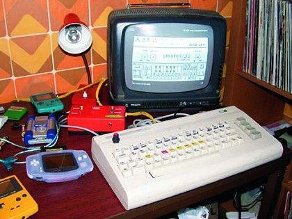 Lo-Tech: C64 als Soundschmiede, Gameboys als Instrumente