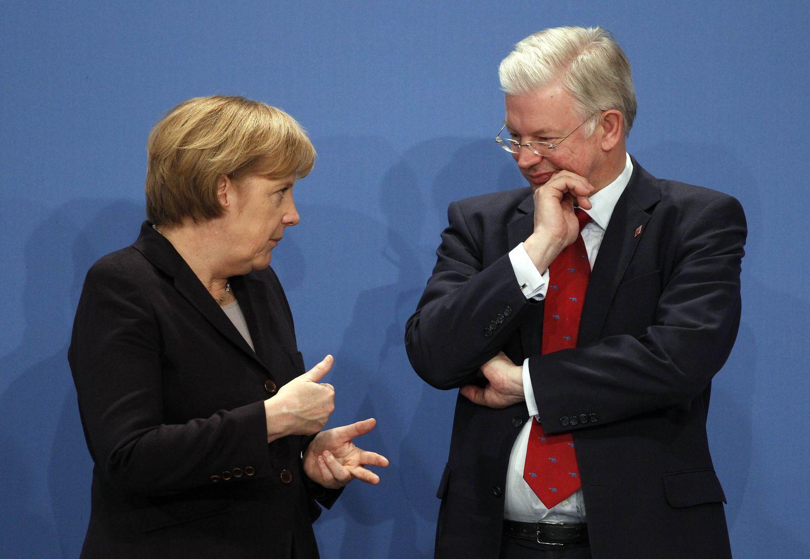 Koch / Merkel