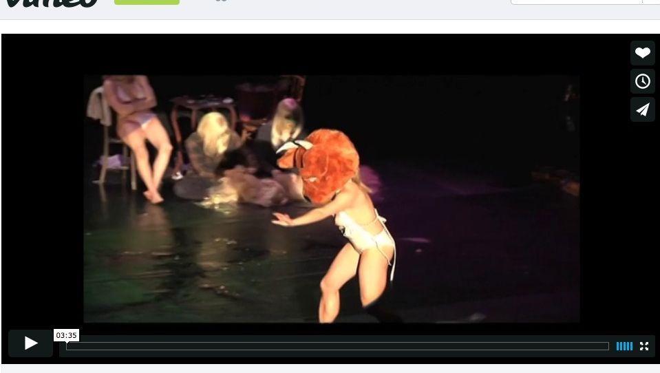 Nackt theater vimeo EDINBURGH