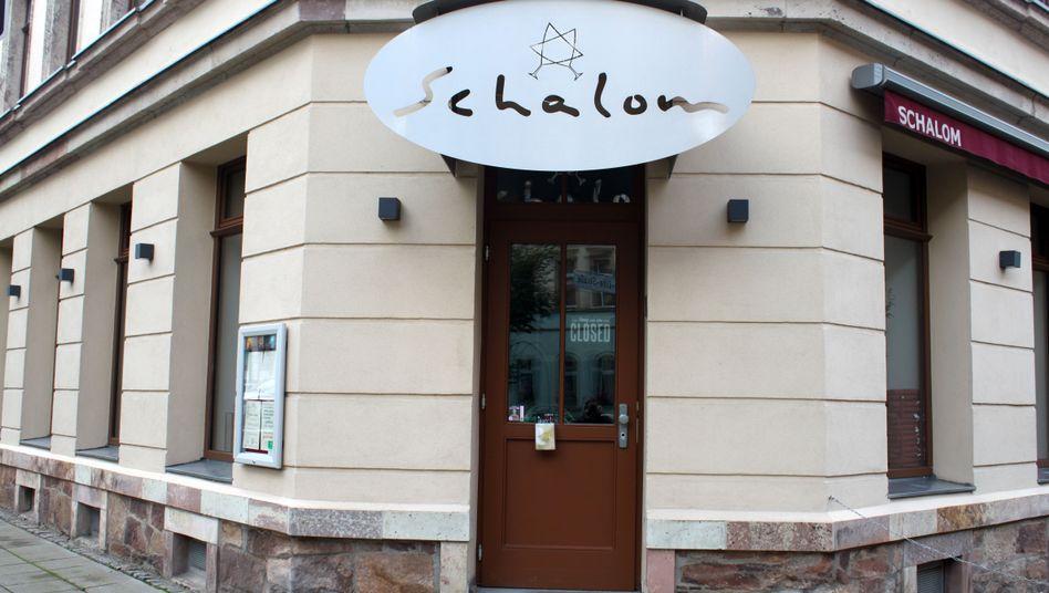 """Restaurant """"Schalom"""" (Archiv)"""