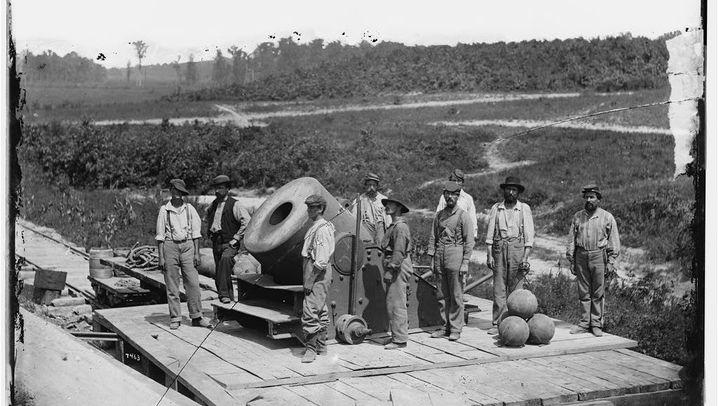 Fotografie im US-Bürgerkrieg: Die schreckliche Realität des Krieges