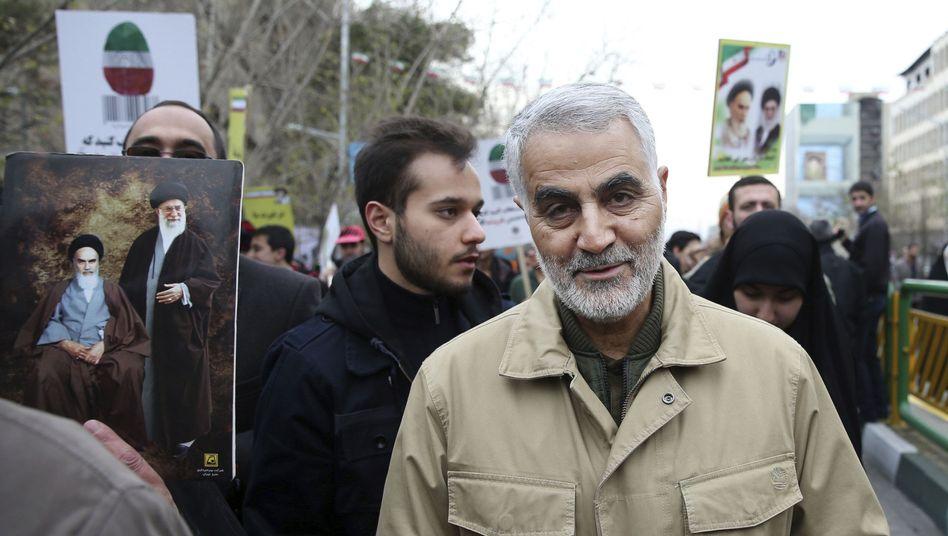 Die Tötung des iranischen Topgenerals Qasem Soleimani hat schwerwiegende Folgen für das Verhältnis zwischen Iran und den USA - war sie widerrechtlich?