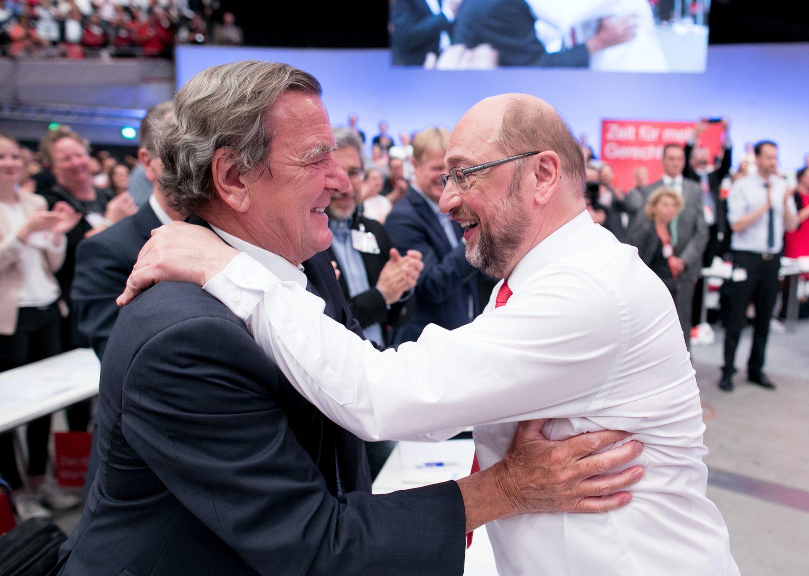 SPD/ Sonderparteitag/ Dortmund
