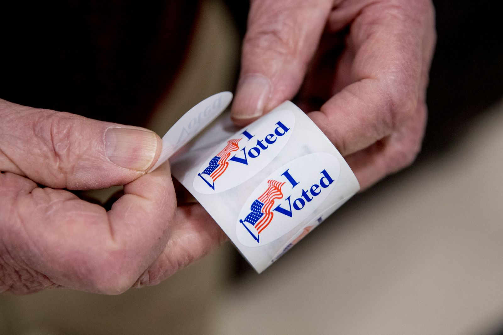 Vorwahl im US-Präsidentschaftswahlkampf - New Hampshire