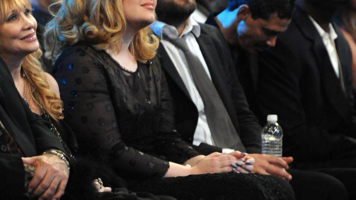 Adele und Simon Konecki: Die Sängerin und ihr Wassermann