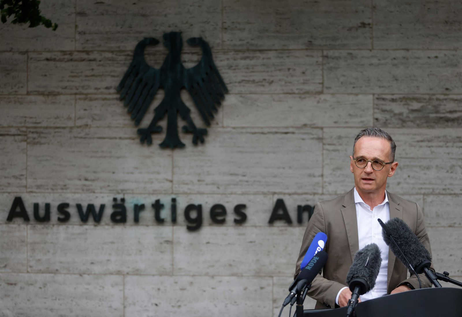 GERMAN-AFGHANISTAN-POLITICS-DIPLOMACY-CONFLICT-EVACUATION