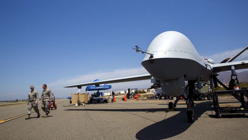"""US-Drohne des Typs """"Reaper"""""""