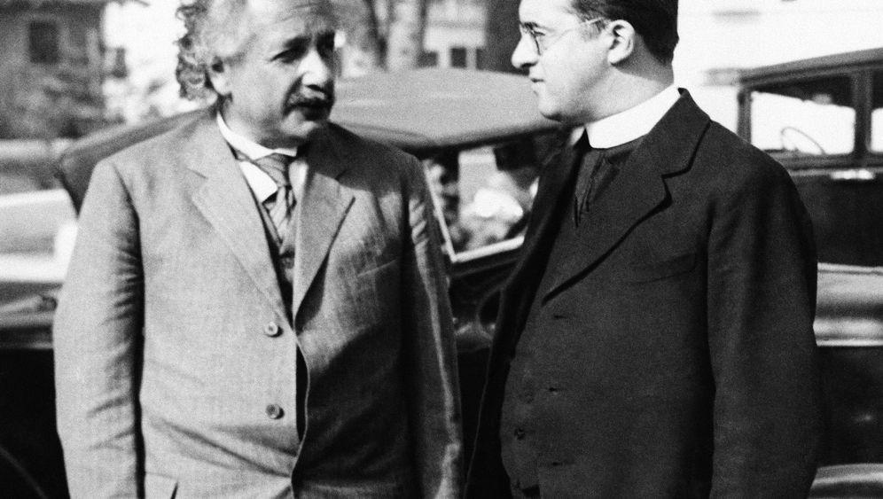 Forscher Georges Lemaître: Der Priester mit dem Urknall