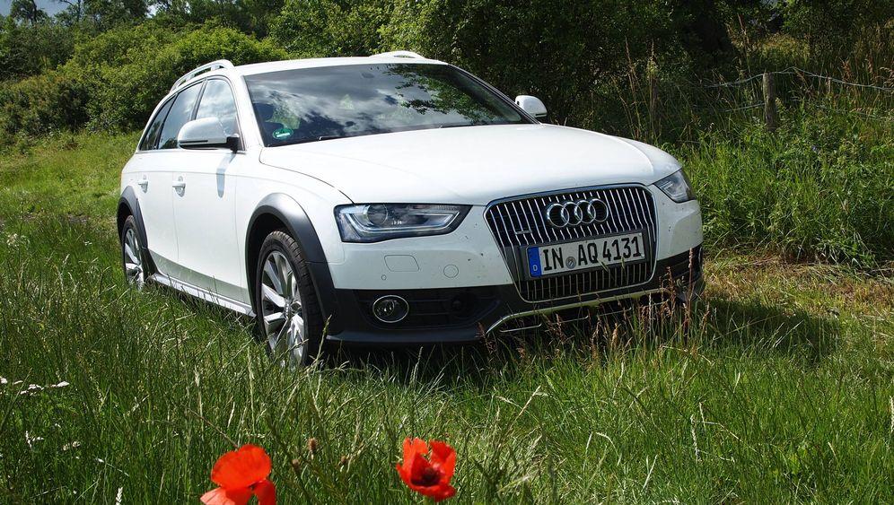 Audi A4 Allroad: Lack und Leder