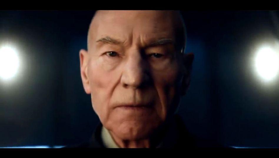 "Neue Serie ""Star Trek: Picard"": Earl Grey, lauwarm"