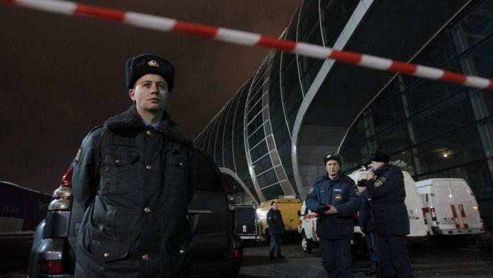 Anschlag auf Moskauer Flughafen: Chaos, Schrecken, erste Hilfe