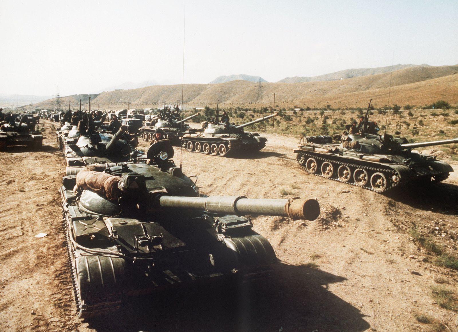 Sowjetische Truppen in Afghanistan