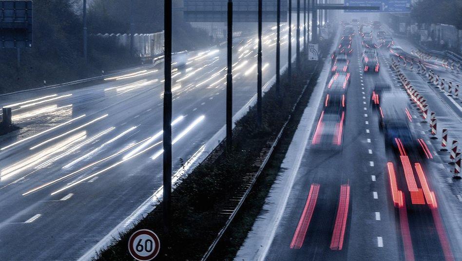 A1 in NRW Ein Hinweis zwischen vielen Paragrafen