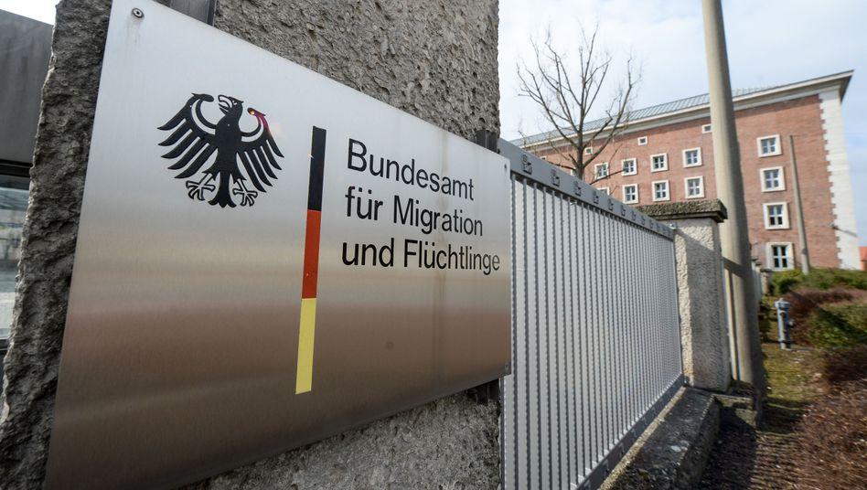 Bundesamt für Migration und Flüchtlinge (Archivbild)
