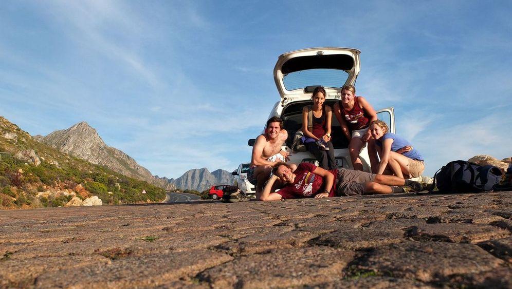 Studieren in Südafrika: Schlafen hinter Stacheldraht
