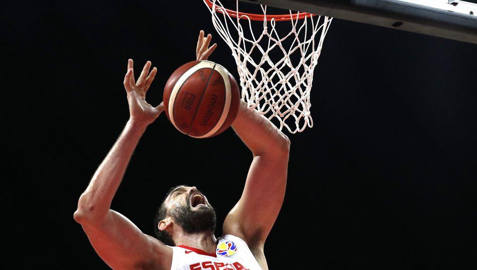 Spaniens Marc Gasol