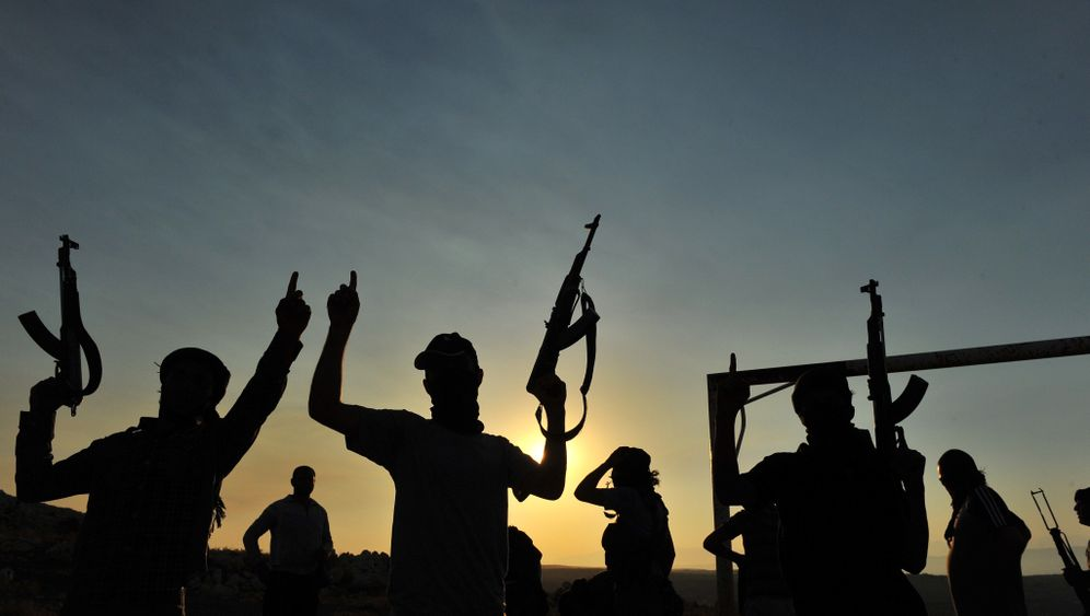 Photo Gallery: Foreign Jihadists in Syria