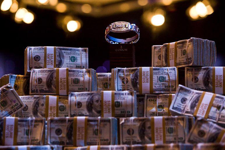 EINMALIGE VERWENDUNG Antoine Saout Poker Las Vegas