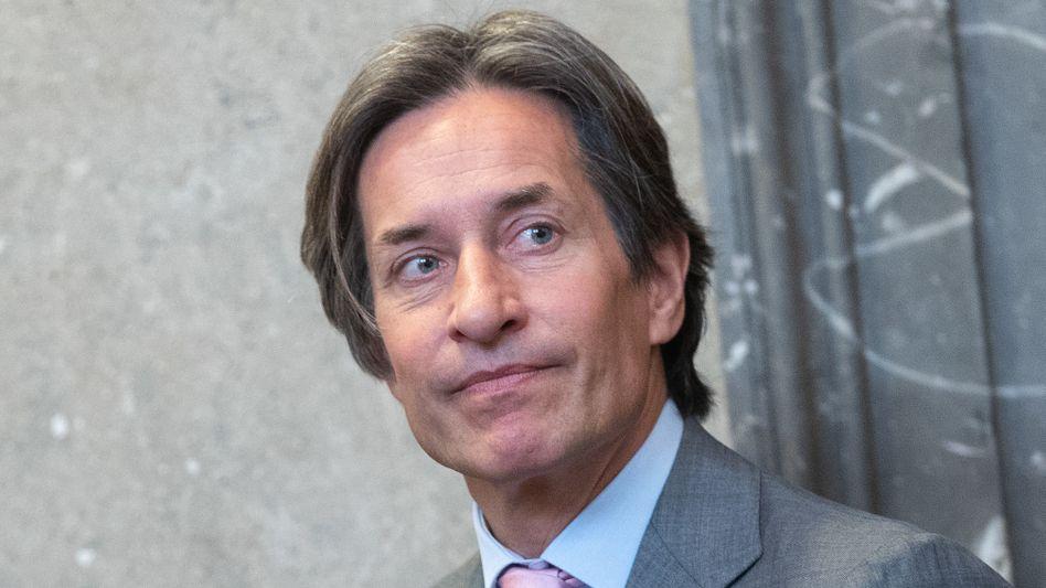 Der Verurteilte Karl-Heinz Grasser